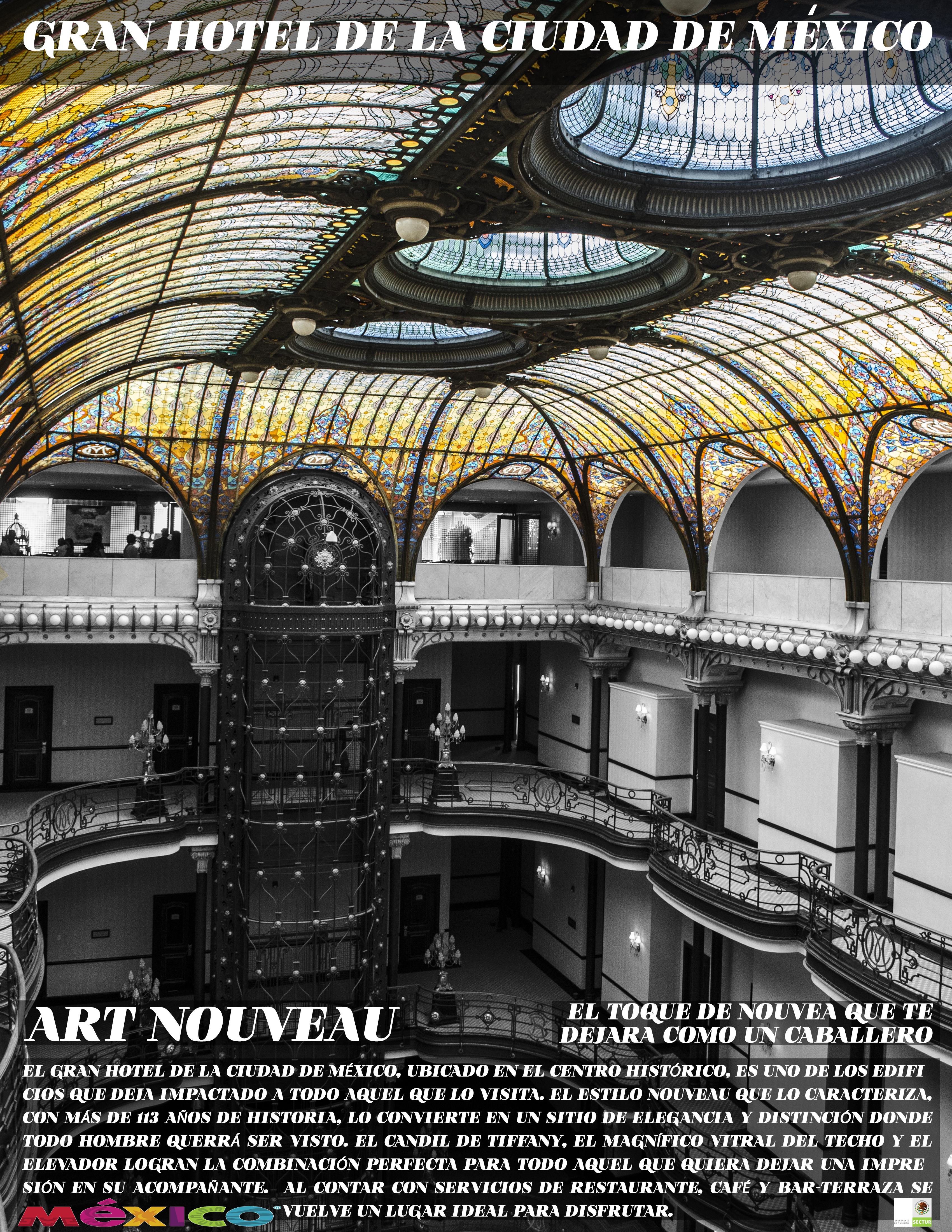Art dec y art nouveau en m xico fiorella camps Art nouveau arquitectura